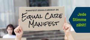 equal care manifest unterschreiben – jede stimme zählt